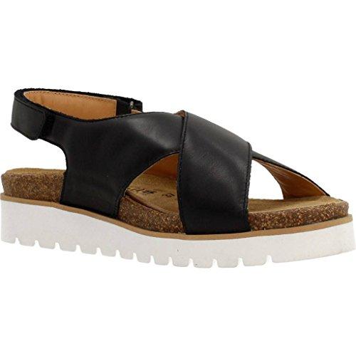 Sandalias y chanclas para mujer, color Negro , marca MEPHISTO, modelo Sandalias Y Chanclas Para Mujer MEPHISTO 39896G Negro Negro