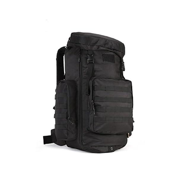 a4f648c78f Zaino Unisex 70-85L Tattico Militare Outdoor Sport Backpack per ...