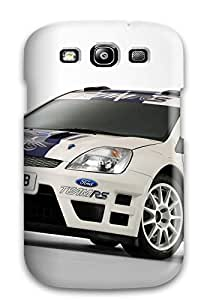 Premium [HmIMuDe9129BEkdE]ford Fiesta Cool Sports Car Case For Galaxy S3- Eco-friendly Packaging
