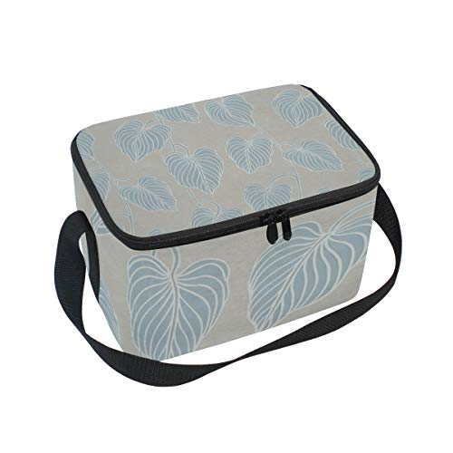 Big Leave Cirrus Pattern lunch boxes for kids Lunch Organizer