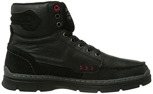 Dockers 352610-239001 - Zapatillas de estar por casa Hombre Schwarz 001
