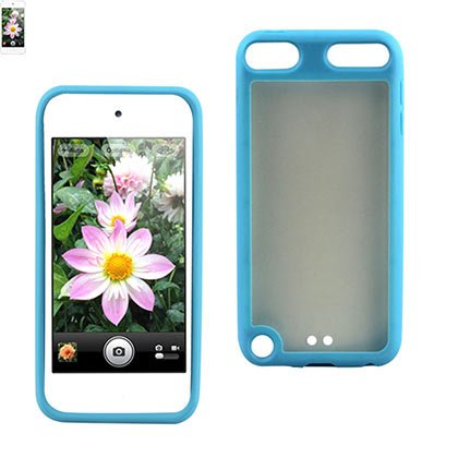 Reiko Premium Durable PC and TPU Protective Case for iPod touch 5G