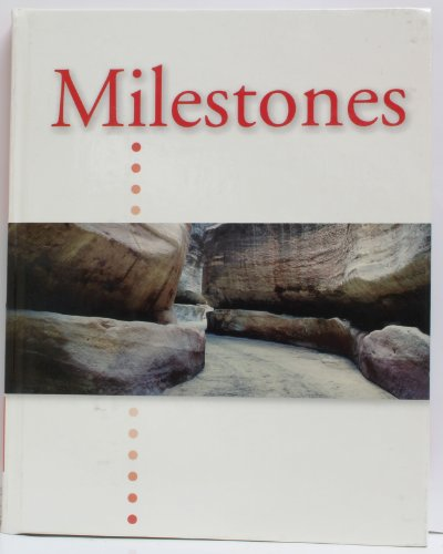 Milestones B Student Edition 9781424008889