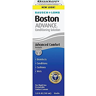 Bausch & Lomb Boston Advance Conditioning Solution 3.50 oz ( Pack of 3)
