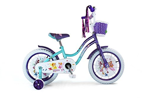 Micargi INDUSTRIES Ellie-G-16 Purple/Baby Blue Ellie Bicycle