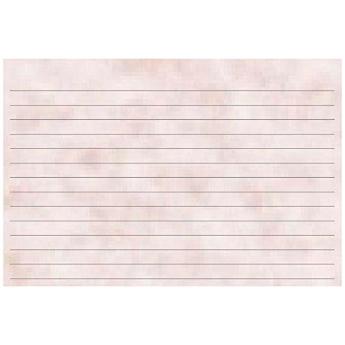 Colonial Cards: 100 Pink Parchment 4