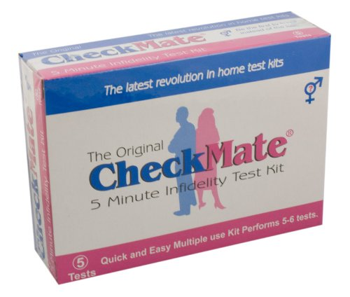 Checkmate Semen Detection Kit by Checkmate