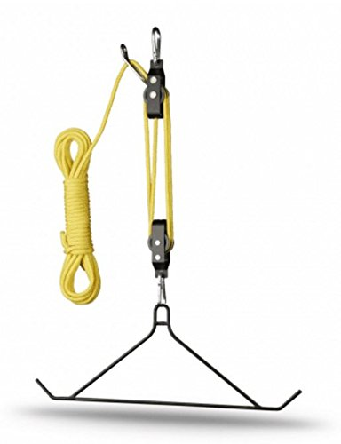 (Hunters Specialties 006458 Game Hoist Lift System 600#)
