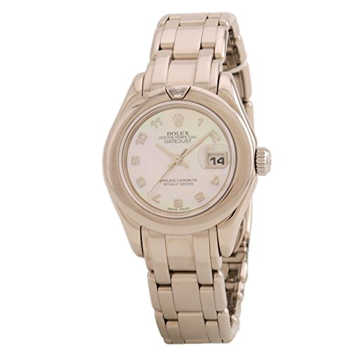 Rolex Masterpiece swiss-automatic womens Watch 69329 (Certified Pre-owned) (Masterpiece Rolex)