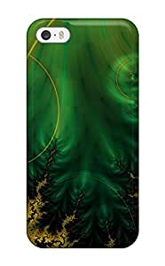 Quality ZippyDoritEduard Case Cover With Fractal Nice Appearance Compatible With Iphone 5/5s