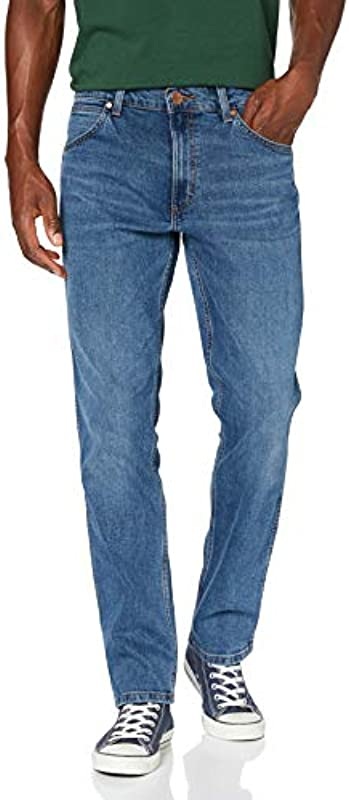Wrangler Greensboro dżinsy męskie: Odzież