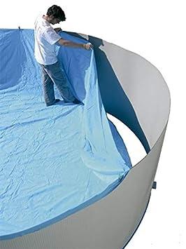 TOI - Liner de 120cm de alto para piscinas circulares - 350x120: Amazon.es: Juguetes y juegos