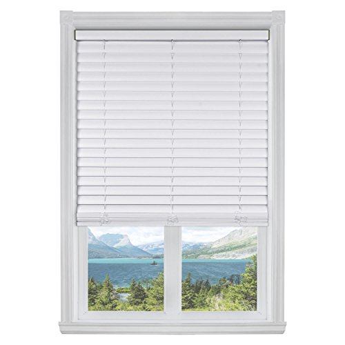 Calyx Interiors A04CS41240600 Cordless Vinyl Blinds 24