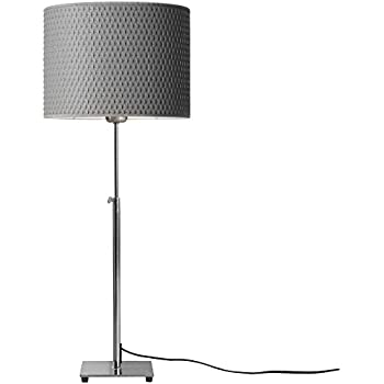 Amazon Com Ikea 501 950 43 Alang Table Lamp Nickel