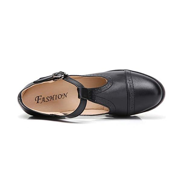 Square Toe Oxfords Dress Shoes