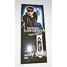 Brush Buddies Justin Bieber Singing Toothbrush, Sombody to Love and Love Me (blue)
