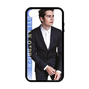 4 Case, [dylan o'brien] ipod touch4 Case Custom Durable Case Cover for 4s TPU case (Laser Technology)