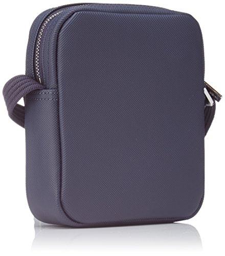 L X Sac De 17 Bleu Cm Premium w 5x4x14 Caméra peacoat Homme Lacoste Access H 5 qpOx44