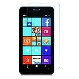 Lumia 640 Screen Protector [Tempered Glass], SPARIN® Ultra Clear High Definition Tempered Glass Screen Protector for Microsoft Lumia 640