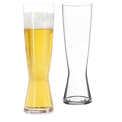 Spiegelau Set of 2 Beer Classics Tall Pilsner