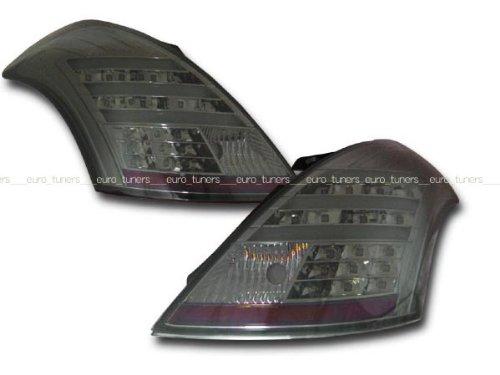 スイフトZC72S LEDウィンカー仕様ファイバーLEDテール(スモーク) B008U5E4AO