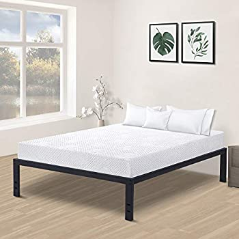 malouf structures highrise foldable bed frame mattress foundation 18 deluxe. Black Bedroom Furniture Sets. Home Design Ideas