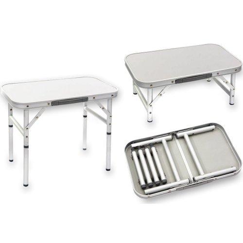 Campingtisch abn. Tischbeine 34x56 cm Alu