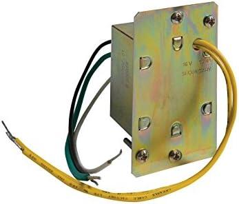 doorbell transformers amazon comnutone c915 junction box transformer for door chime