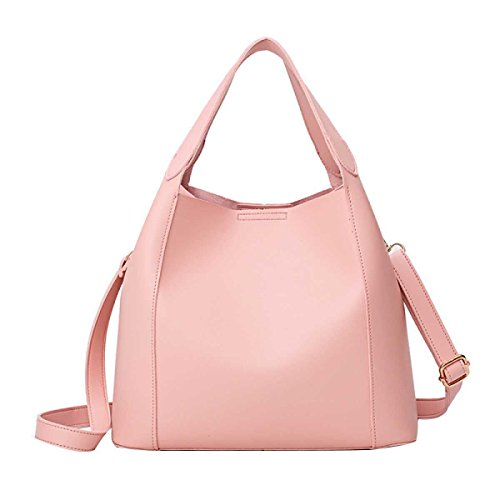 Women s Borse Del Raccoglitore Di Borse Moda Shoulder Bag Messenger Bag Pink