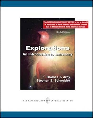 Book Explorations: Introduction to Astronomy