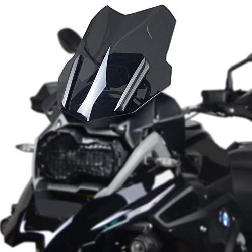 Pare-brise bulle double pare-brise smoke BLACK R 1200 GS 1200 GS LC ADV R 2013-2018 1250 GS 2019 LC ADV