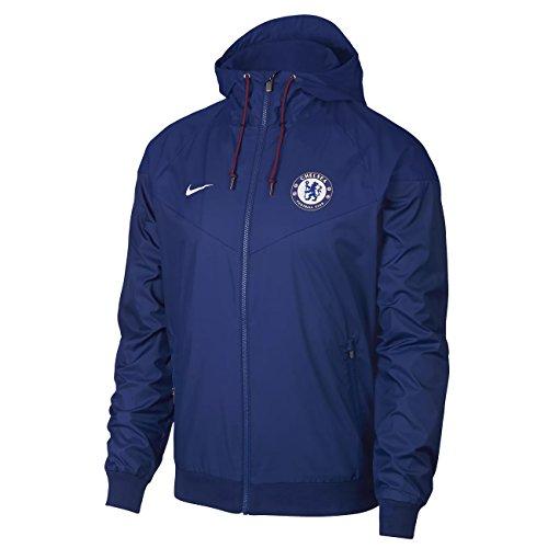 (NIKE Men's Jacket Chelsea FC Windrunner (S))