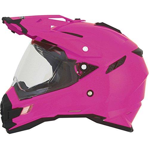 AFX FX-41DS Unisex-Adult Full-Face-Helmet-Style Helmet (Fuchsia, Small)