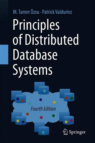 (Principles of Distributed Database Systems)