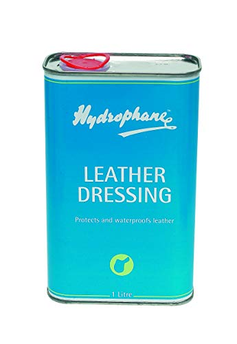 Leather Dressing, Hydrophane, Horse Leather Care, 1.0L