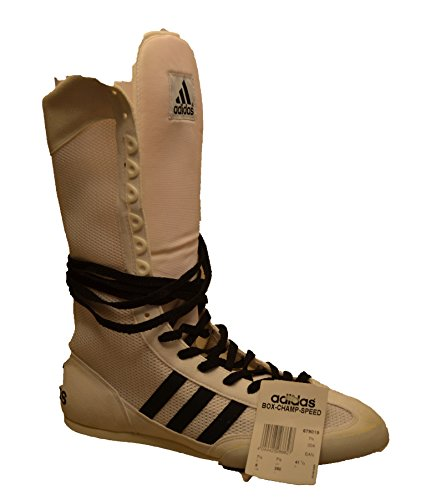 Adidas BOX-CHAMP-SPEED boxing bianco