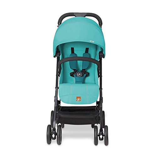 gb 2017 Buggy QBIT+ from birth up to 17 kg (approx. 4 years) Dragonfire Red - GoodBaby QBIT PLUS by gb (Image #4)