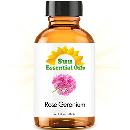 Rose Geranium  Best Essential Oil - 2 ounces