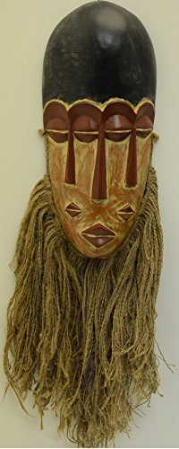 Ghana Mask - 9