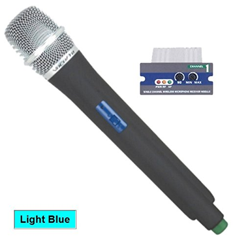 VocoPro UMH-S UHF Module and Wireless Handheld Mic is com...