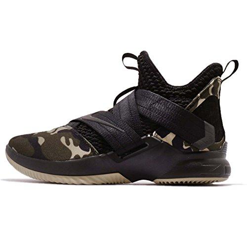 迷路ユーモラス免疫(ナイキ) レブロン ソルジャー XII SFG EP 12 メンズ バスケットボール シューズ Nike LeBron Soldier XII SFG EP AO4055-001 [並行輸入品]