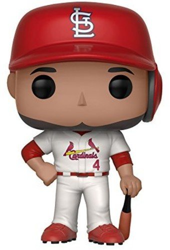 Funko POP!: Major League Baseball Yadier Molina Collectible Figure, Multicolor
