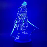 The Japanese Anime One Piece Roronoa Zoro 3D Lamp Cute for Halloween Decor Hologram Led Night Light Lamp Visua
