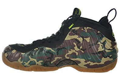 check out 0248f f7205 Amazon.com   Nike Air Foamposite Pro PRM LE Camo Men s Basketball Shoes  Forest Black   Basketball