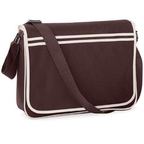 Shirtstown - Crossed Bag For Women Chocolatesand