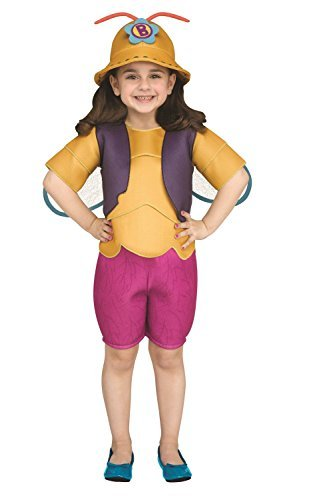 Beat Bugs Buzz Toddler Costume (3T-4T) -