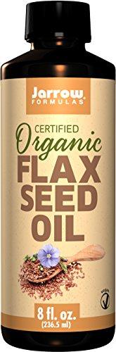 Jarrow Formulas Pressed Flaxseed Vegetarian