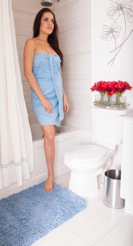 UPC 874110004346, Flato 100% Cotton Bathmat (Blue)