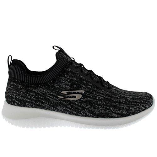 ladies Ultra Trainers Horizon Flex Skechers Bright Laced Womens Shoes 5zEqEw4