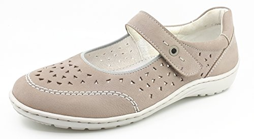 Jenny Grau Loafers 2253969 Pebble Women's r8qgXar